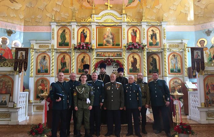 В селе Айлино прошло собрание казаков Саткинского хутора